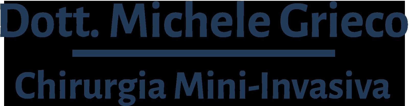 Dott. Michele Grieco